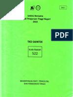 SBMPTN TKD Saintek 2015.pdf