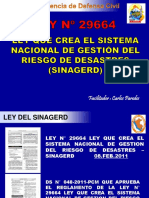 Ley Sinagerd- Actual