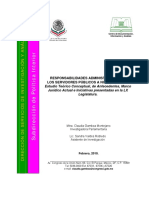 A1. Responsabilidades Administrativas de Los Ser