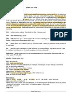 Class Notes - Rads