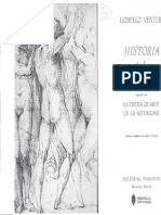 VENTURI, Lionello. Hist de La Critica de Arte OK