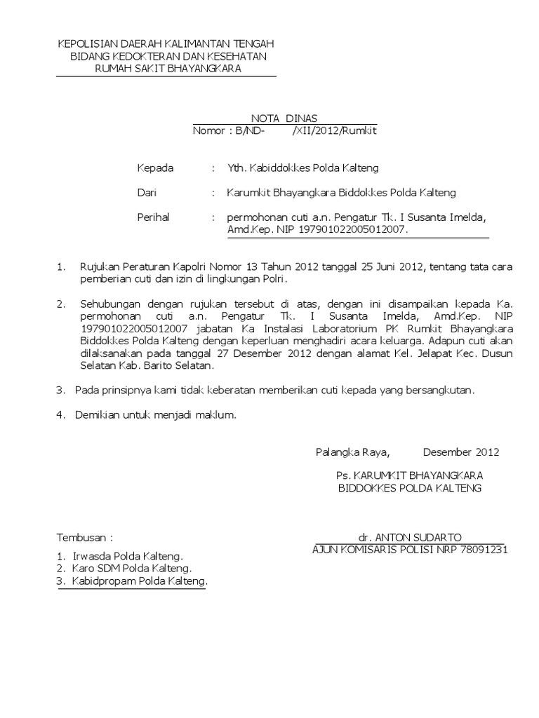 Surat Cutidoc