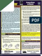 CodeMaster - Strength Design for Masonry 2006 IBC