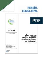Reseña legislativa