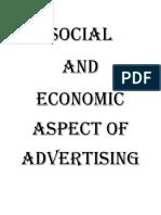 SOCIAL and economic.docx