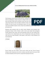 Benda Peninggalan Bersejarah pada Masa Hindu Budha raja.docx