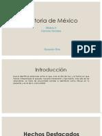 Historia de México - Presentación
