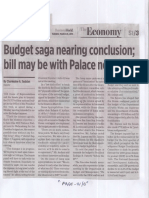 Business World, Mar. 26, 2019, Budget saga nearing conclusion bill may be with Palace next week.pdf