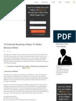 18 Internet Business Ideas.pdf