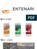 Presentación CENTENARI
