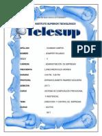 monografia  de  DIRECCIÓN Y CONTROL EMPRESARIAL.docx