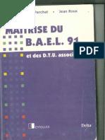 Maitrise BAEL 91 et des DTU associés.pdf