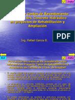 COSTO DE REVESTIMIENTO DE ASFALTO & CONCRETO HIDRAULICO
