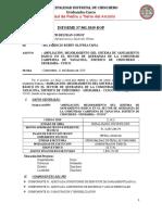 Informe de Evaluacion Tecnica Saneamiento 2222