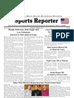 October 27, 2010 Sports Reporter