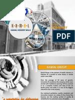 Kamal Hosiery Mills - Socks Unit Profile