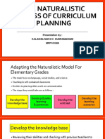 THE NATURALISTIC PROCESS OF CURRICULUM PLANNING.pptx