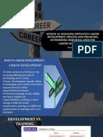 CAREER DEVELOPMENT - HRM REPORT.pptx
