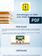 Advantages of CBSE over State Boards - Jayshree Periwal High School