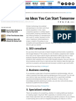 10 online business ideas you Can Start Tomorrow.pdf