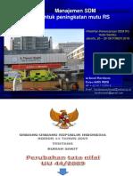 47 PMK No. 79 Ttg Penyelenggaraan Pelayanan Geriatri Di RS