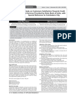A Study on customer perception towards services provided by public sector bank and.pdf