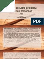 Folclorul românesc