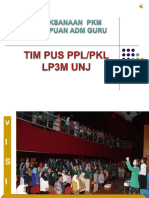 Materi Pembekalan PKM Ganjil 109