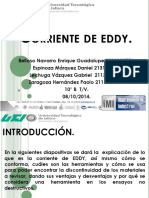 Corriente de Eddy