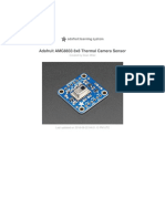 Camara Termica Sensor
