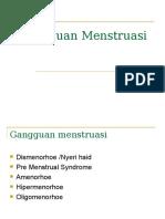 4. Gg Menstruasi