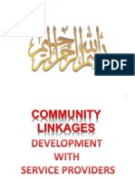 Community Linkages GOHAR