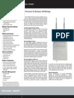 Datasheet Dwl-2700ap v10