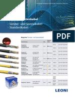 Flyer MegaLine Sonder- Und Spezialleitungen