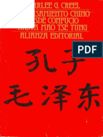 Filosofía • El pensamiento chino desde Confucio hasta Mao Tsetung • Herrlee Creel.pdf