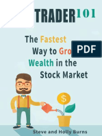 New Trader 101_ the Fastest Way - Steve Burns