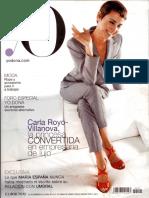 08 | YO dona | - | 147 | Spain | Unidad Editorial, Revistas S.L.U. | Interview Belinda Tato | pg. 12-17