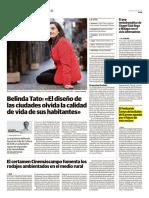 11 | Diario El Sur | Belinda Tato