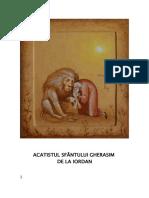 Acatistul Sf Gherasim PDF