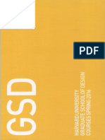 16   GSD   Harvard University Graduate School of Design courses Spring 2016   USA   Socio - Environmental responsive design   pg. 11-12