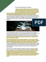 Temas 1-3 Difusion Cultural