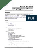 Atmel - ATTINY.pdf