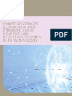 Law in Transition 2018 Smart Contracts Blockchain English