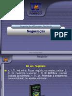 npd - 01 negociação
