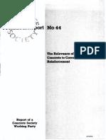 LinkStud, Design Manual to EC2