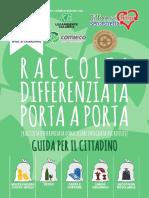 Guida del comune di Serrastretta alla raccolta differenziata porta a porta