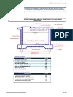 Diseño de Reservorio Rectangular de 12m3 (Pca) - 2do Metodo