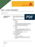 HT - Sika Ceram Standard