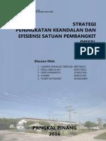 3. Buku Strategi Pengingkatan Efisiensi Satuan Pembangkitan Diesel - Pak Lambok.pdf