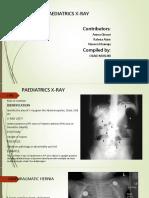 Paeds X-ray